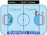 Flash игра для девочек Hockey Pong