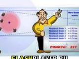Flash игра для девочек Керлинг