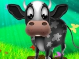 flash игра Lisas Farm Animals