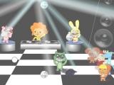 Flash игра для девочек Happy Tree Friends Crazy Disco