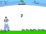 Frog Batting
