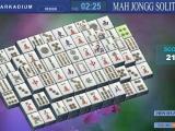 flash игра Mah Jongg Solitaire