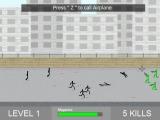 Flash игра для девочек Zombie Defense 2