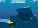 flash игра Sea explorer