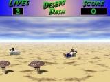Flash игра для девочек Desert Dash