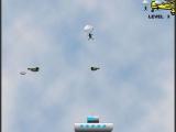 Flash игра для девочек The Paratrooper