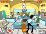 flash игра Office Wars 2002