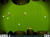Flash игра для девочек Bee Run