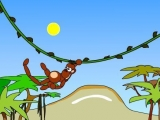 Flash игра для девочек Thirty Second Monkey Hunt