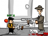 Flash игра для девочек Tommy Gun