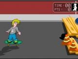 Flash игра для девочек Скейтборд
