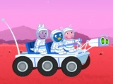 flash игра Backyardigans Mission to Mars