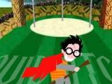 flash игра Quidditch