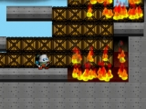flash гра Пожежник.