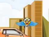 flash игра Fly High Smiley