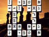 flash игра Moai Mahjong