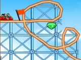 flash игра Rollercoaster Creator 2