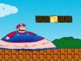 Flash игра для девочек Super Mario Sized
