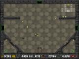 Flash игра для девочек Dungeon Hunt