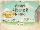 Flash игра для девочек Овцы идут домой