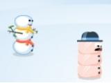 Sumo Snowman