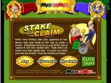 Flash игра для девочек Stake your Claim