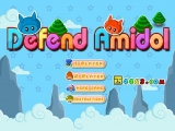 Flash игра для девочек Defend Amidol