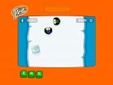 Flash игра для девочек Сумо пингвинов