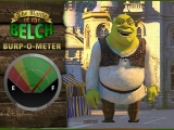 flash игра Shrek the battle of the Belch