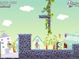 Flash игра для девочек Hungre Penguin