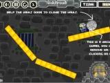 Flash игра для девочек The vault Job
