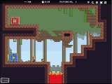 flash гра Pixel Quest.