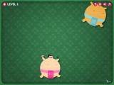 Flash игра для девочек Hungry Sumo