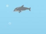 Flash игра для девочек Dolphin Dive