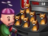 Flash игра для девочек Whack Attack