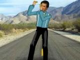 Dancing with Jim Carrey