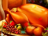 Thanksgiving Fete Hidden Object