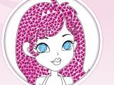 Flash игра для девочек Betsys Crafts Mosaic