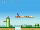 Flash игра для девочек Соник против Марио