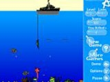 Приключения водолаза
