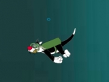 flash игра Sylvester Under The Sea