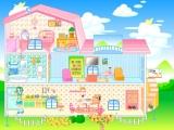 flash игра Дом для Барби