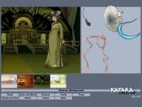 flash игра Katara dress-up
