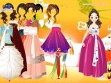 لباس در لباس های کره ای