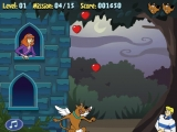 flash игра Scooby-doo love quest