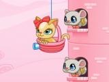 flash игра Kittys Candies