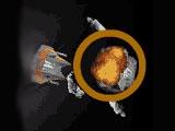 flash игра Космический охотник