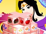 flash игра Snow White Mahjong