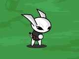 Кролик воин