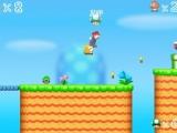 flash игра Marios Adventure 2